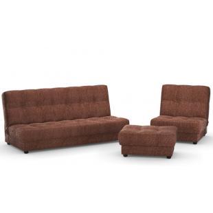 Комплект мягкой мебели Пальмира Люкс