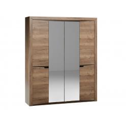 Гарда шкаф 4Д 2300