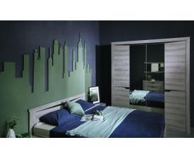 Спальня Гарда Ясень Тармино