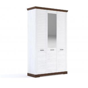Кантри шкаф 3Д СА