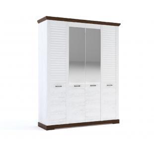 Кантри шкаф 4Д СА