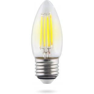 Лампочка Candle E27 6W 7046