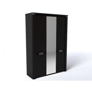 Магнолия шкаф 3Д В