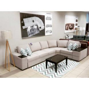 Угловой диван Неаполь 4+ПШ