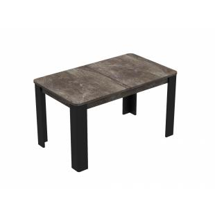 Стол обеденный раздвижной Ателье темное